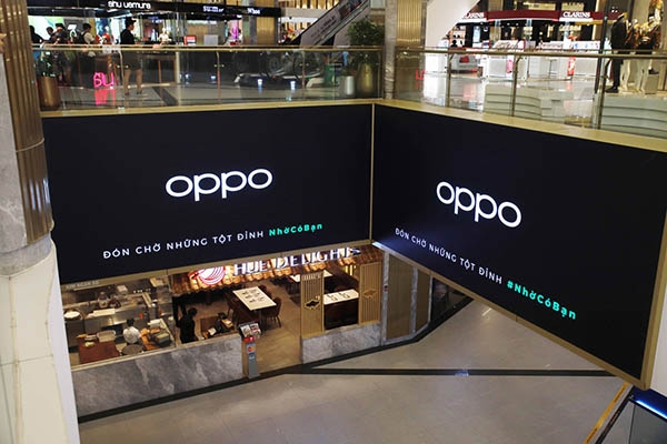 Oppo building out a culture of gratitude