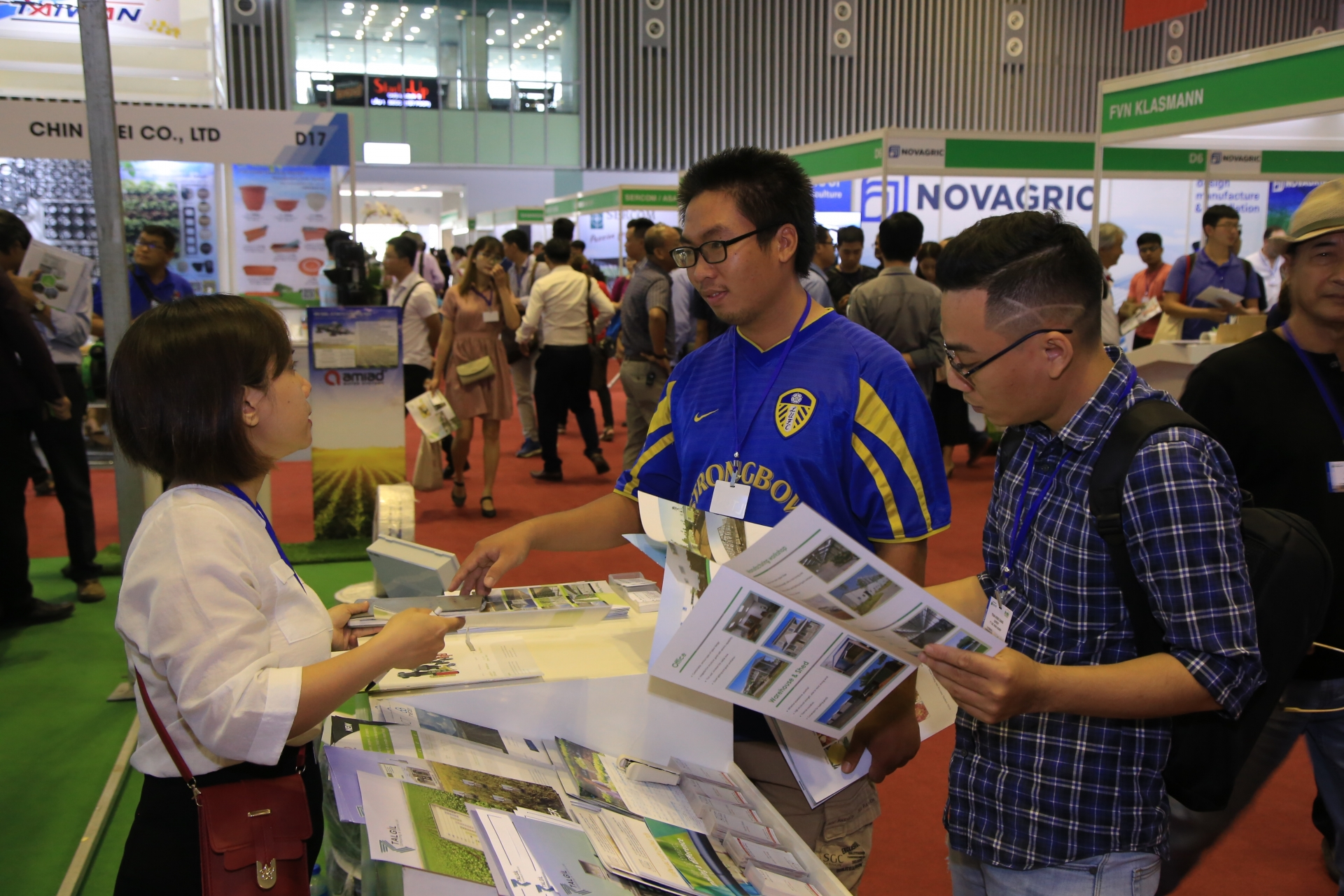 Suppliers eye Vietnam's horticulture and floriculture sector