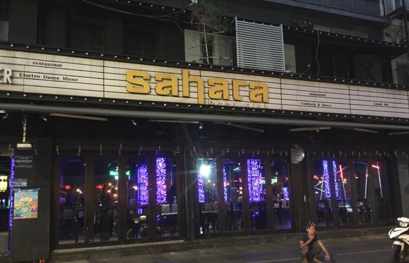 Restaurants and entertainment venues forced to close due to SARS-CoV-2