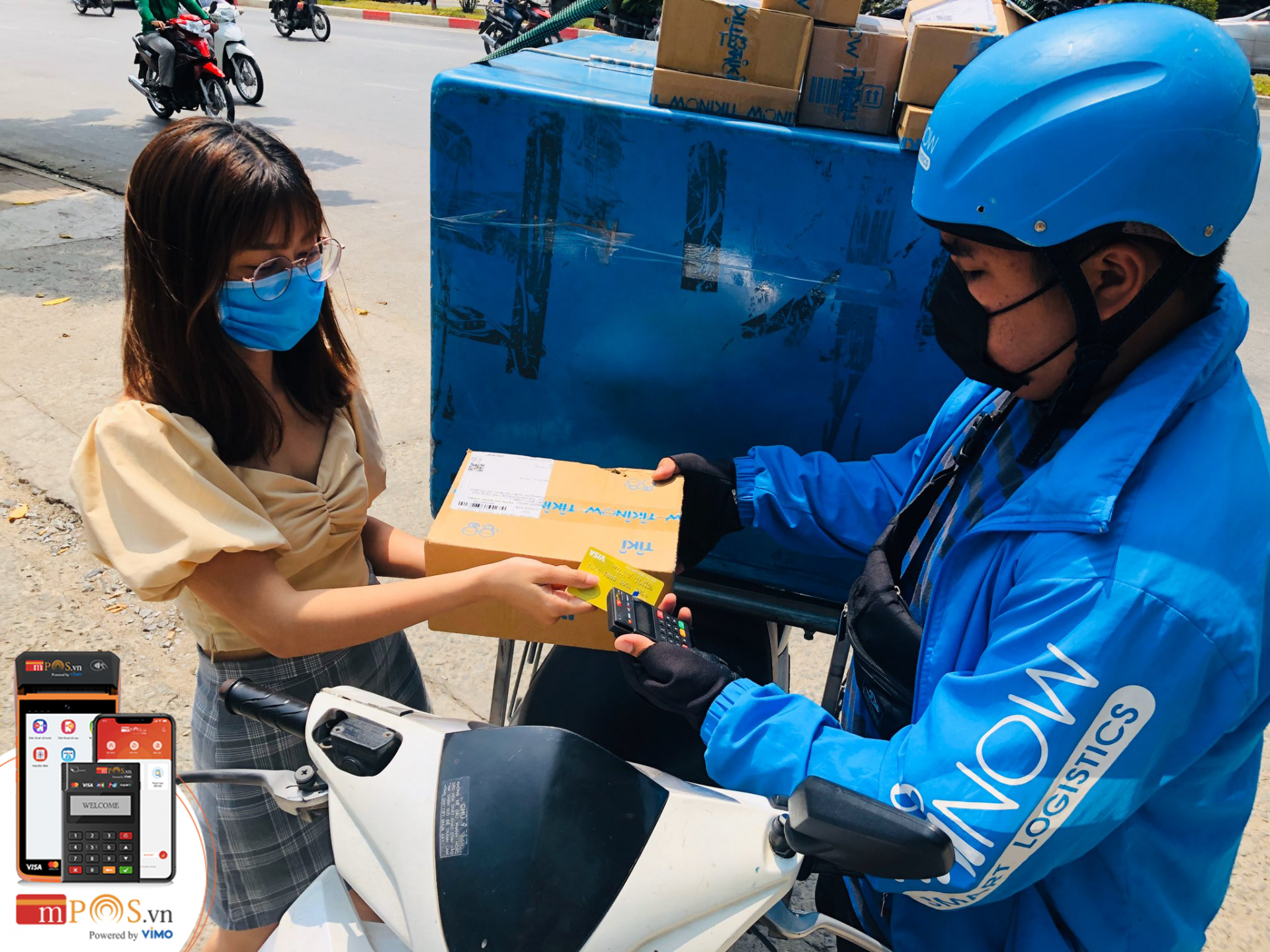 visa and nextpay sign mou to promote cashless payments in vietnam