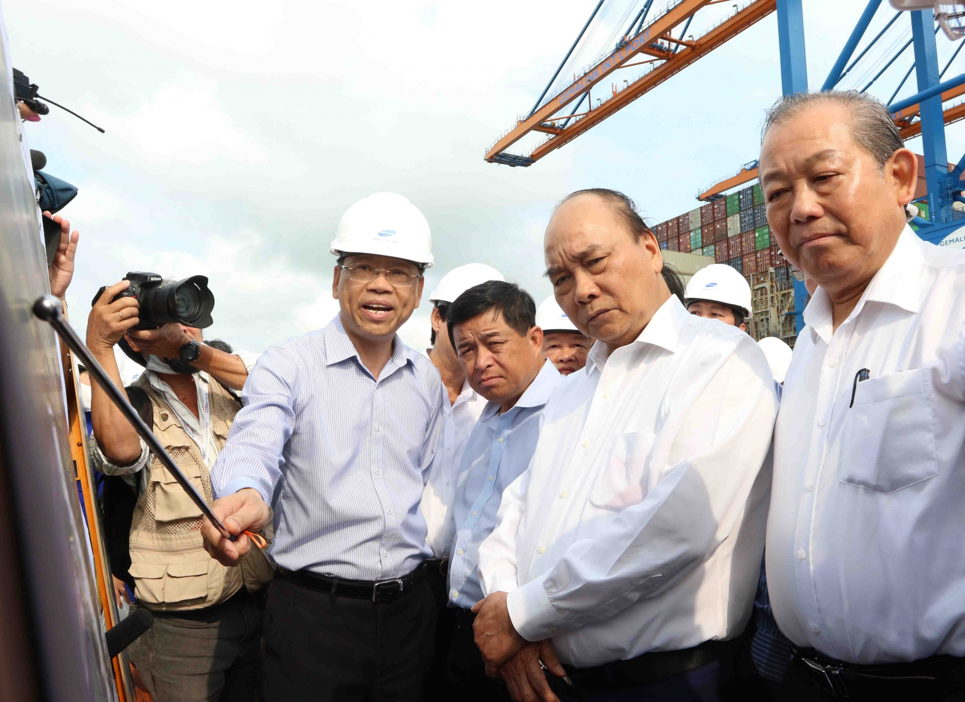 Vietnam's largest deep seaport Gemalink to reach 80 per cent capacity this year