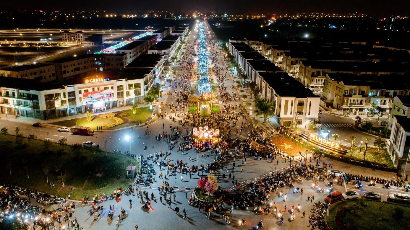 VSIP Bac Ninh – a green mega urban area in the heart of the city