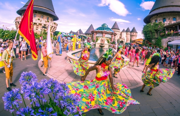 sun group putting ba na hills on global tourism map