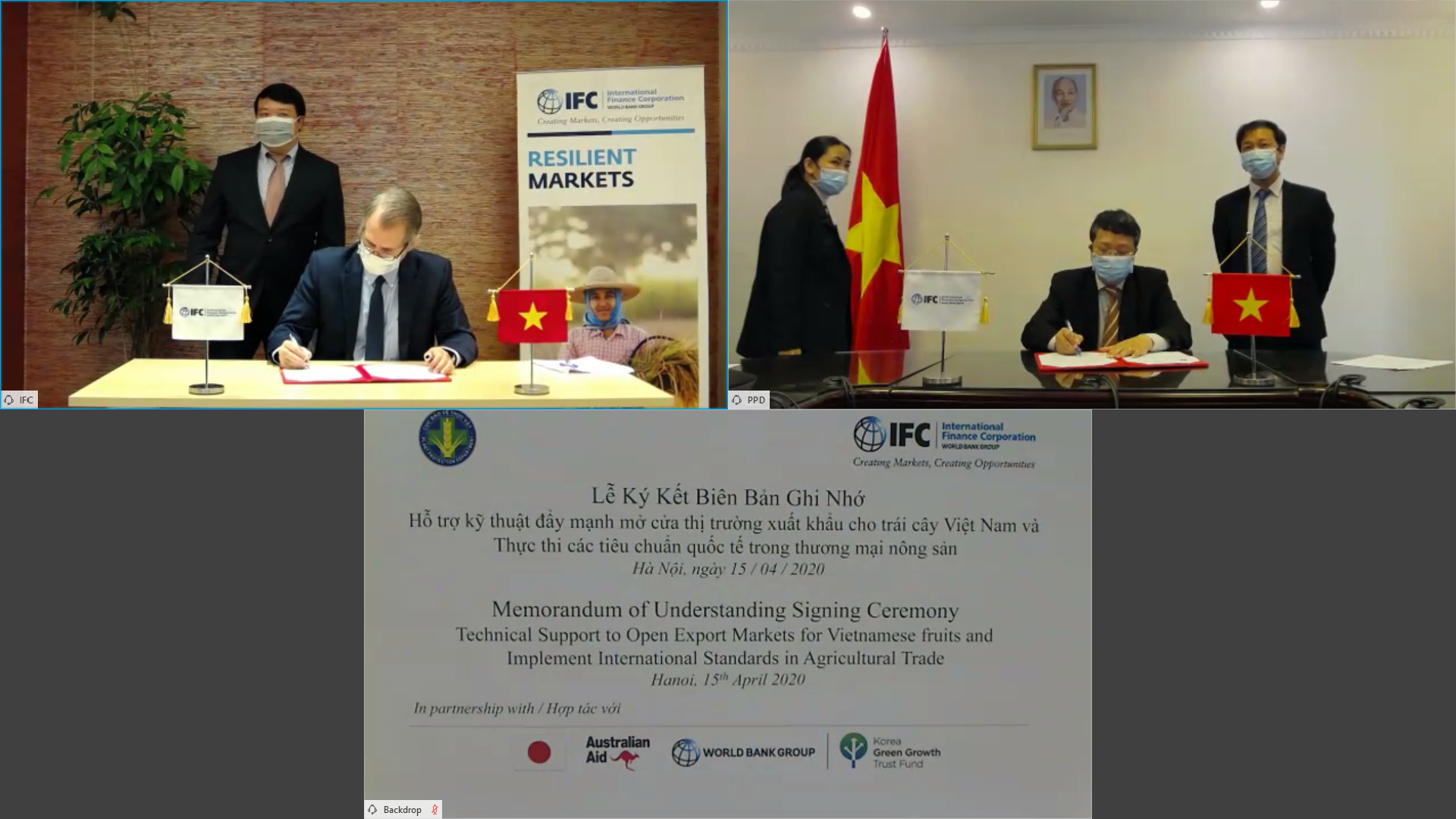 IFC works with Vietnam to expand export markets for dragon agricultural products