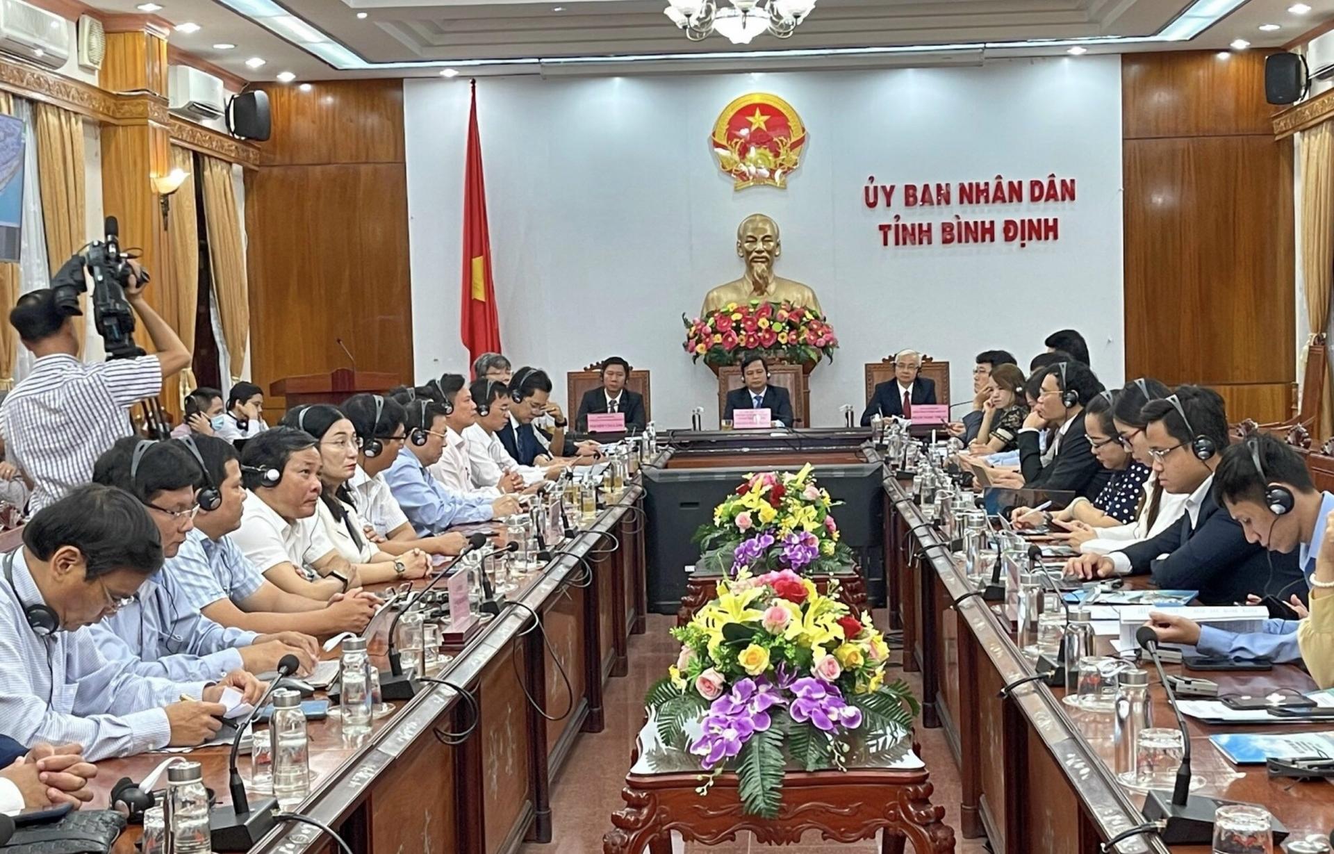 becamex vsip binh dinh elevates economic development in central region