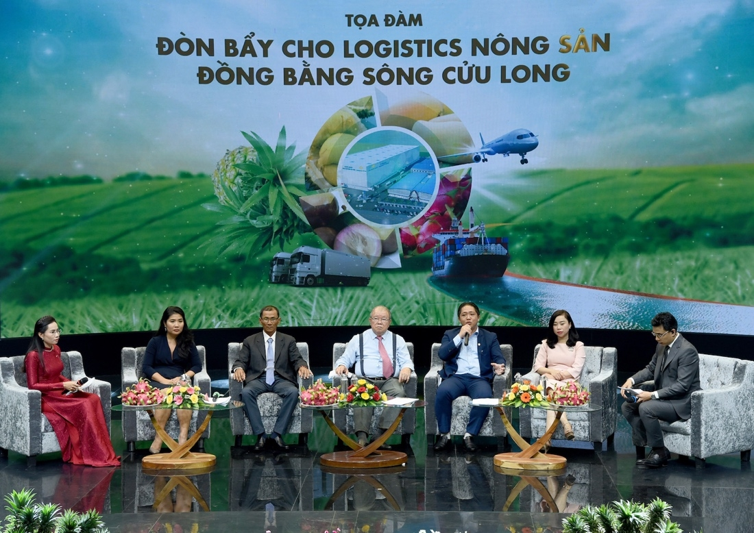 Removing logistics barriers to unlock potential of Mekong Detla's agricultural exports