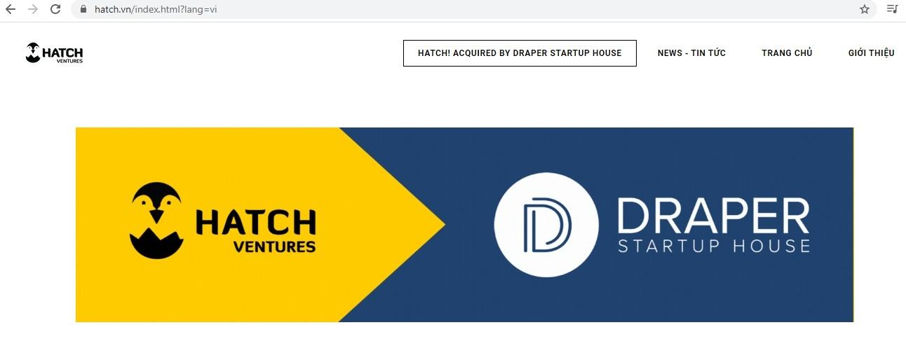 singapores draper startup acquires hatch ventures vietnam