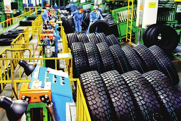 Foreign companies ramp up investment in tyre production