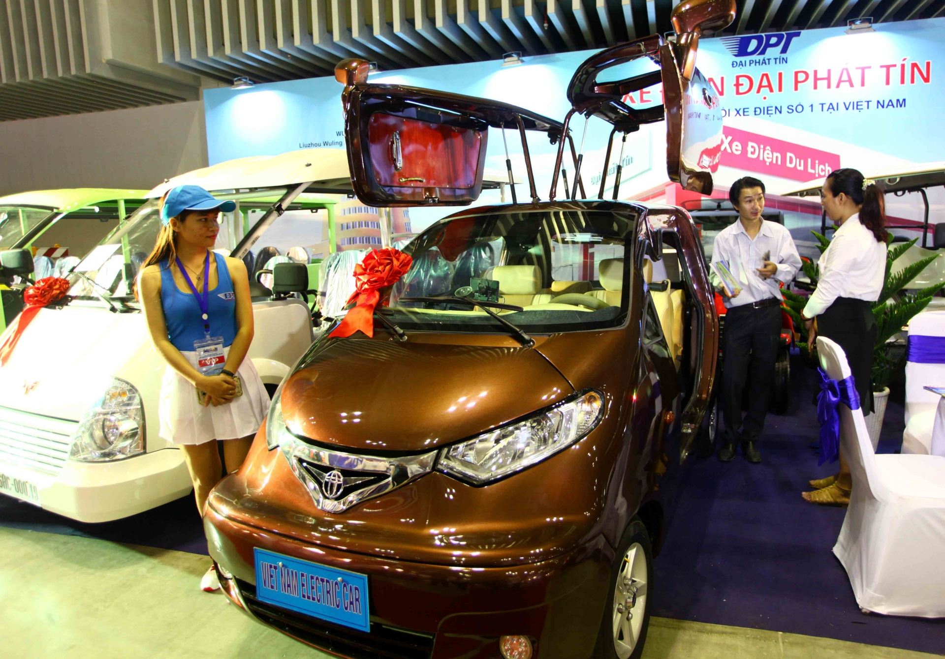 saigon autotech accessories 2018 stimulates supporting industries