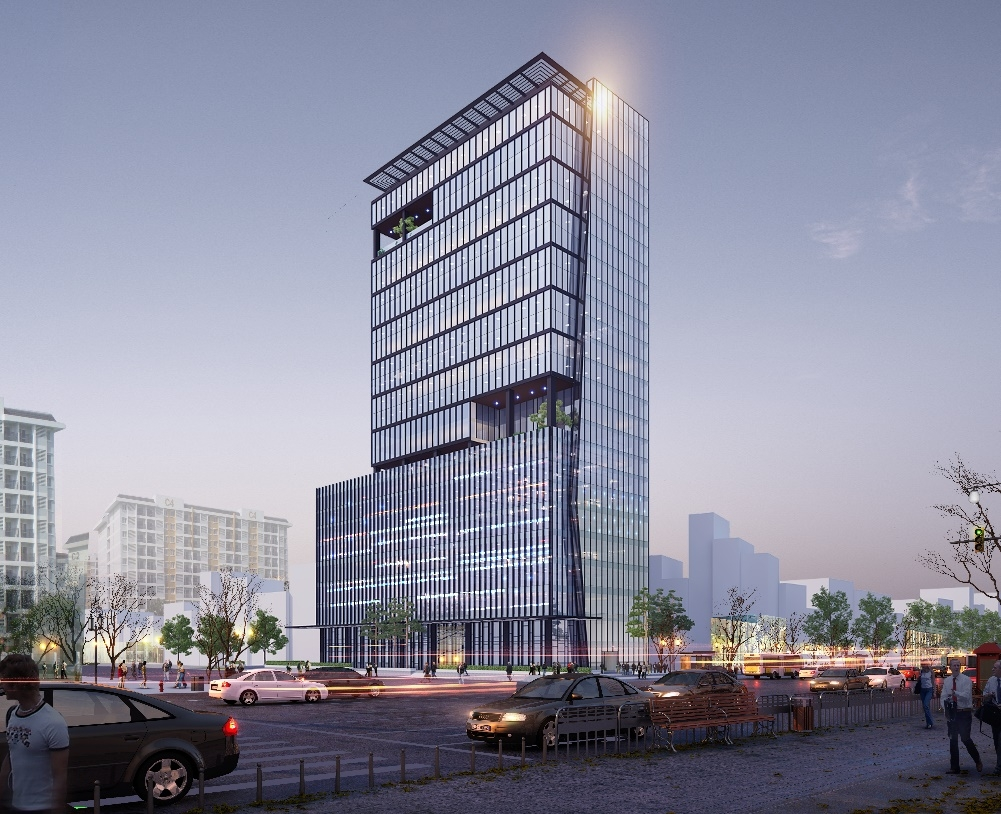 major trends in hanoi office leasing market in first quarter