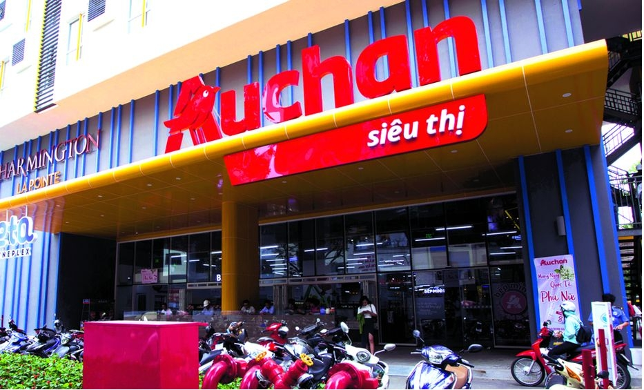 french retailer auchan pulls out of vietnam