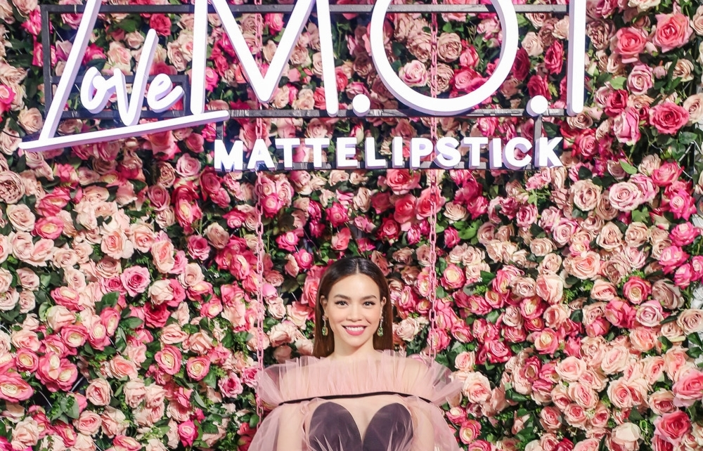 M.O.I launches new lipstick shades in Vietnam