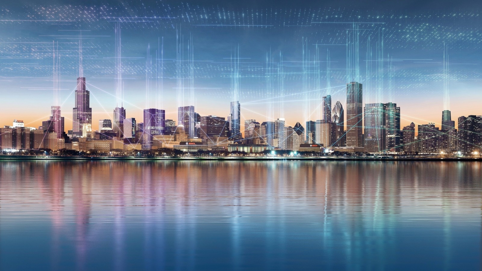 bosch captures growth momentum as region embraces connected solutions