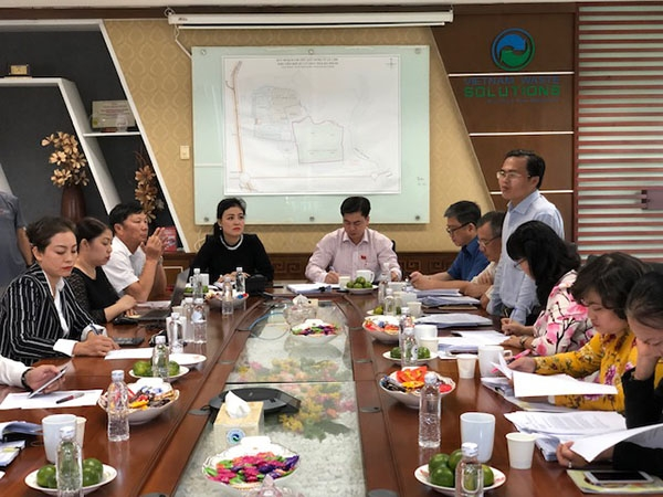 Vietnam Waste Solutions calls for stepping up green tree belt project