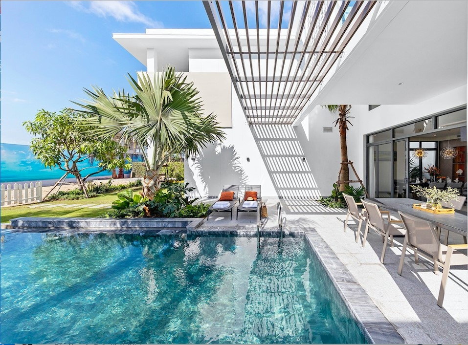 Five reasons to own 5-star resort villas at Angsana Residences Ho Tram