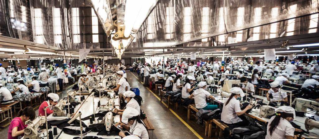 Manufacturing reachesstrongest improvement since 2018