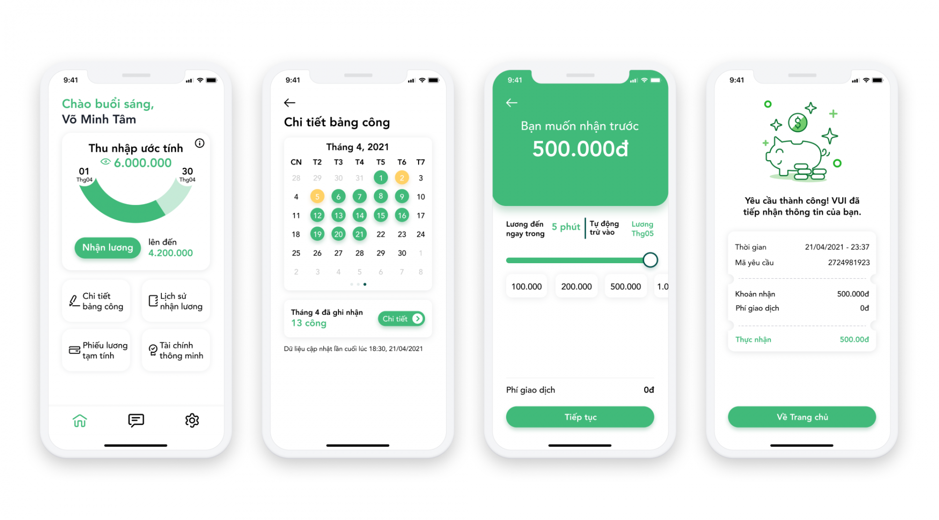 vietnamese startup nano raises 3 million for on demand payroll app