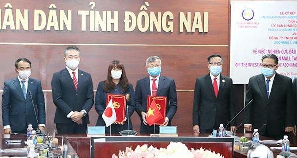 AEON Mall Vietnam to open new centre in Bien Hoa