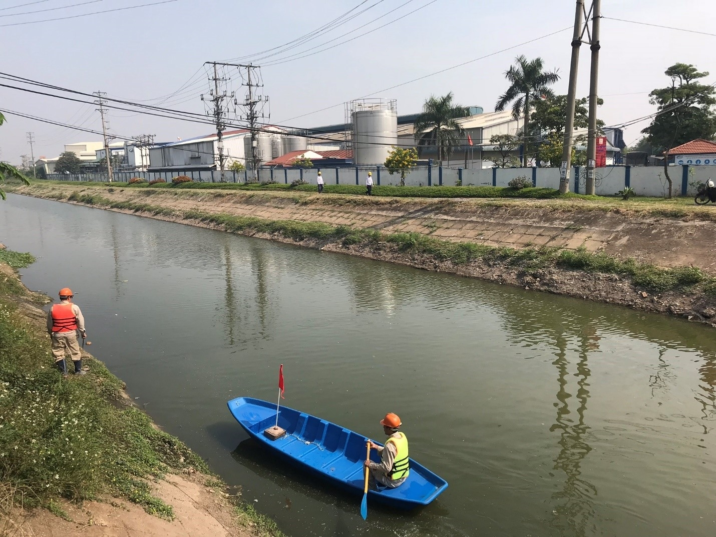 La Vie factory in Hung Yen granted Alliance for Water Stewardship certification