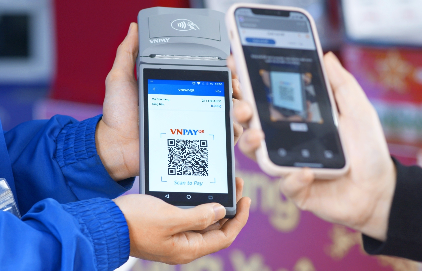 """VNPAY-POS – an """"all-in-one"""" payment solution"""