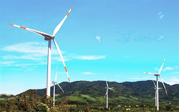 jica financed 25 million for wind power project in quang tri
