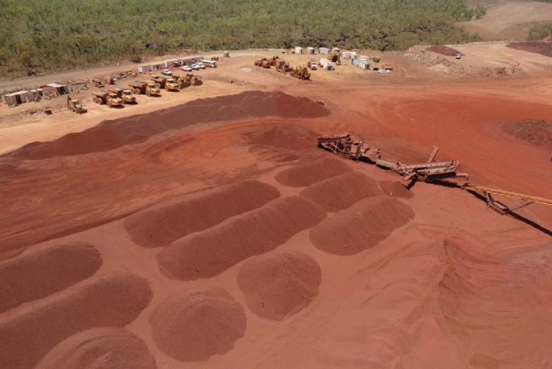 Hoa Phat Group completes acquisition of Australia's Roper Valley iron ore mine