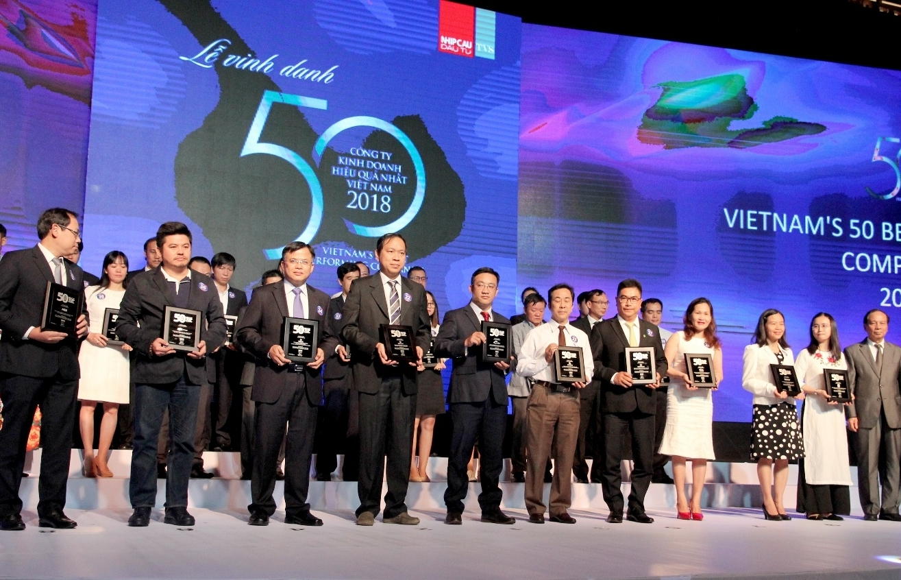 Novaland among 50 best-performing companies for third consecutive year