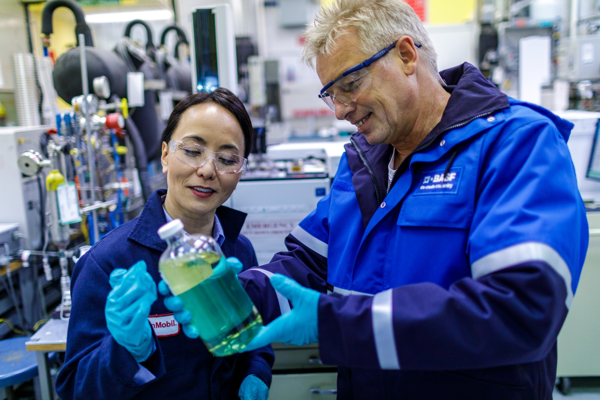 BASF supports search for active ingredients to combat coronavirus