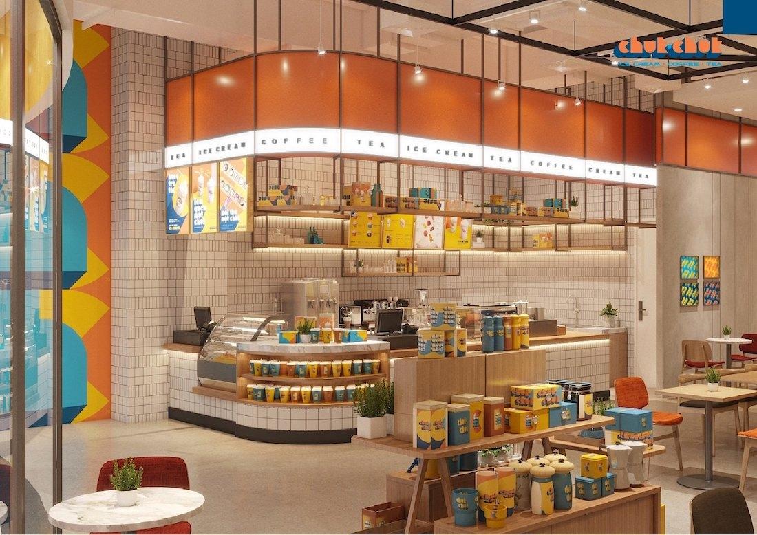 KIDO to open a thousand Chuk Chuk coffee and milk tea shops