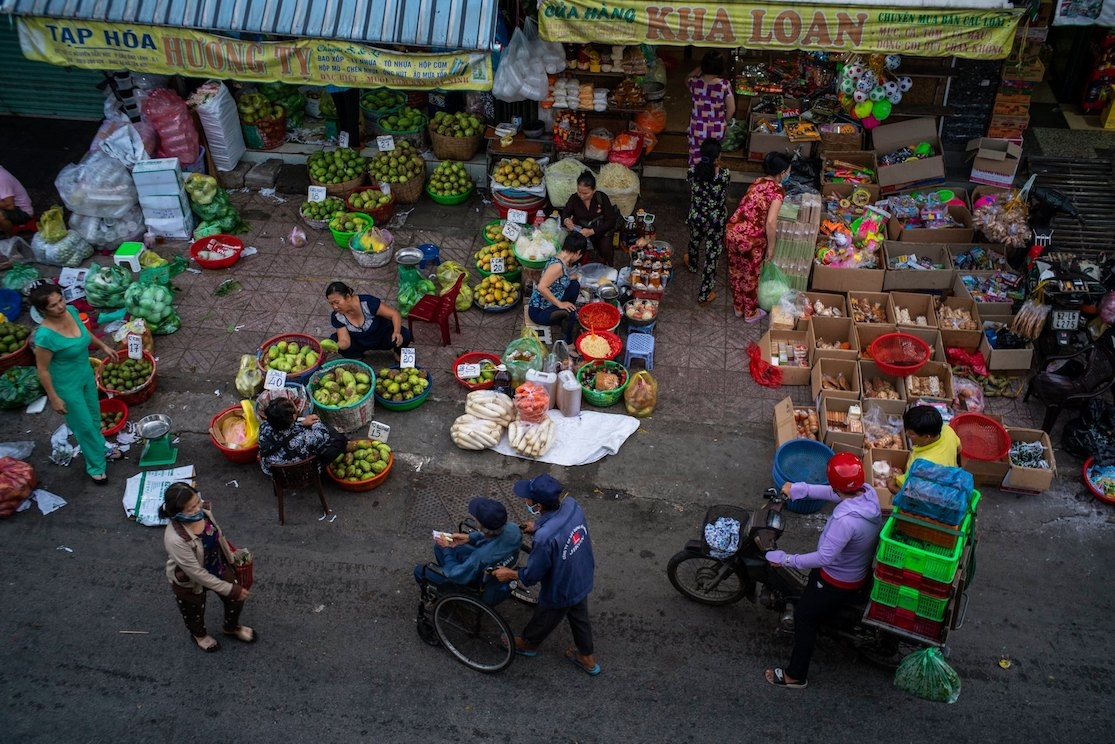 Businesses in Ho Chi Minh City wallowing in lack of capital and high production costs