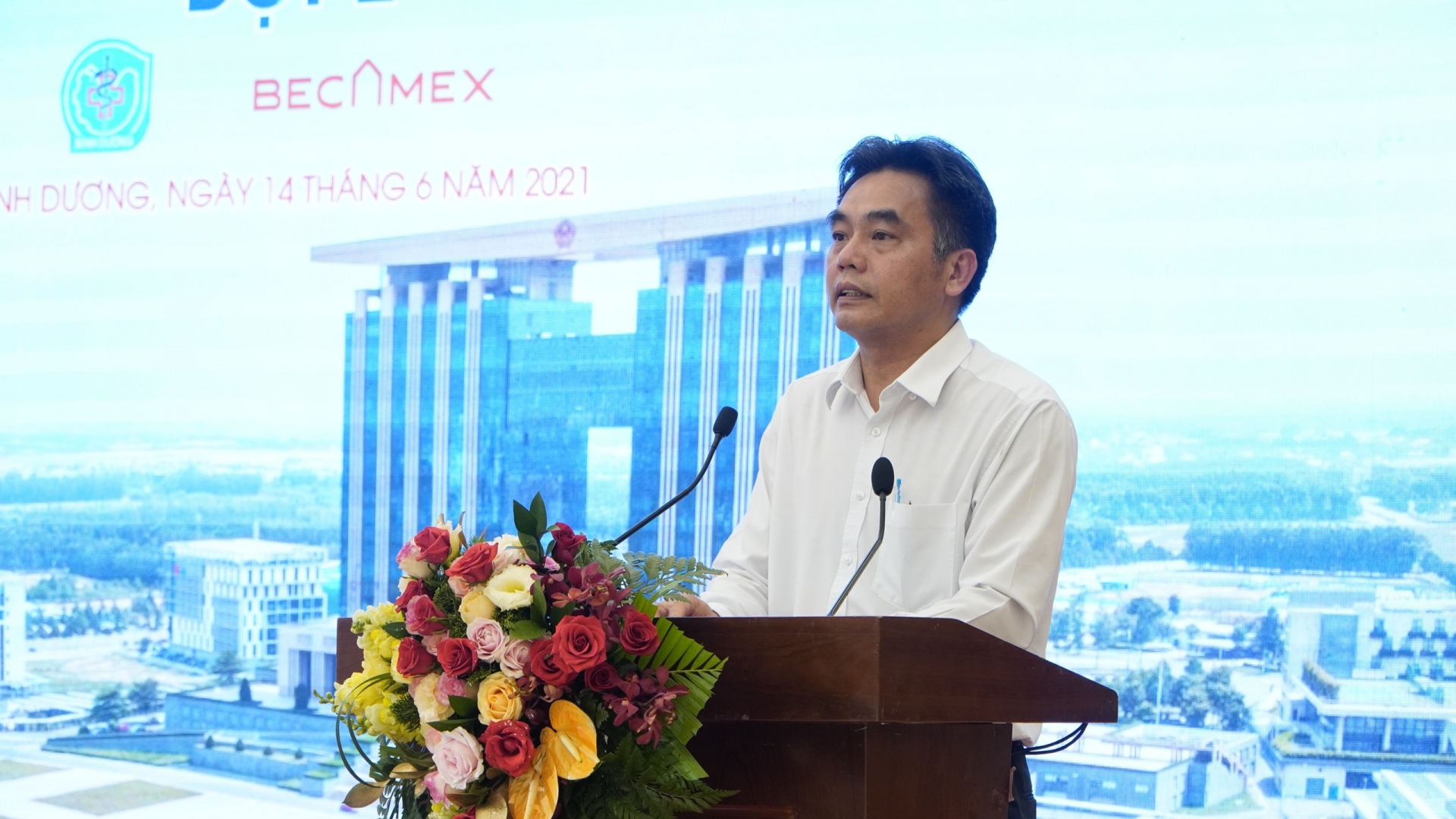 Becamex IDC supports Binh Duong's COVID-19 fight with $1.74 million
