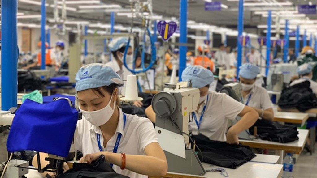 120,000 workers in Bac Giang province slated to return in November