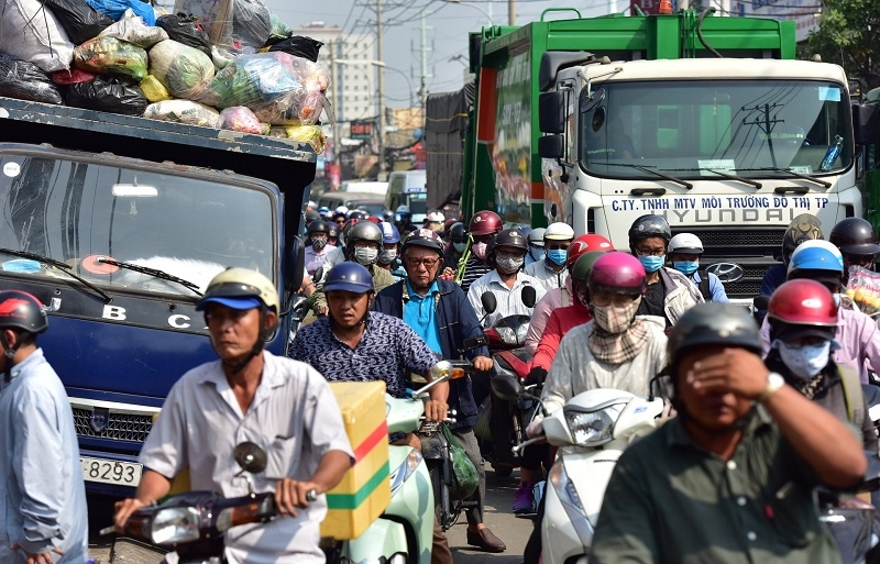 Ho Chi Minh City to spend more than $65 million expanding National Highway No.50