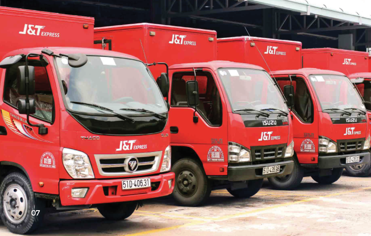 J&T Express throws full weight behind Vietnam's pandemic prevention drive