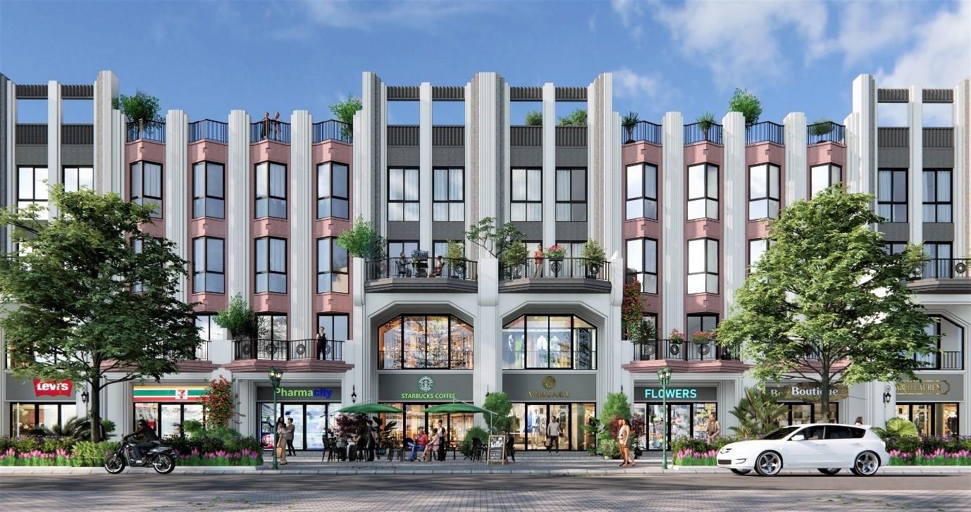 Square-facing shophouses turn investors' heads at Aqua City