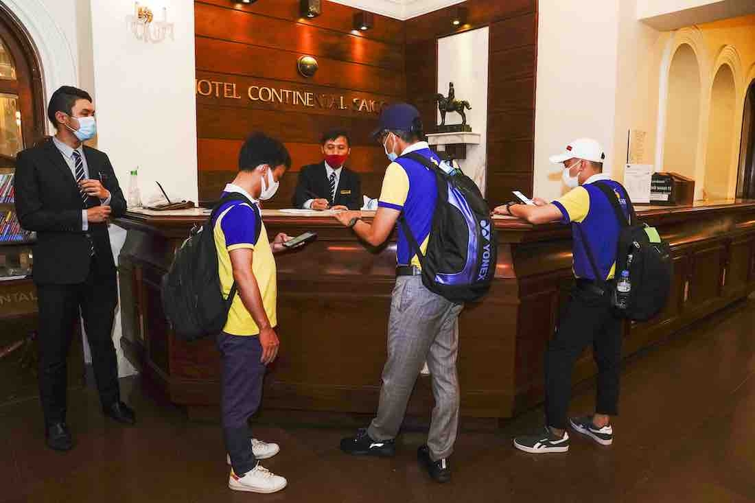 Hotels in Ho Chi Minh City support pandemic prevention