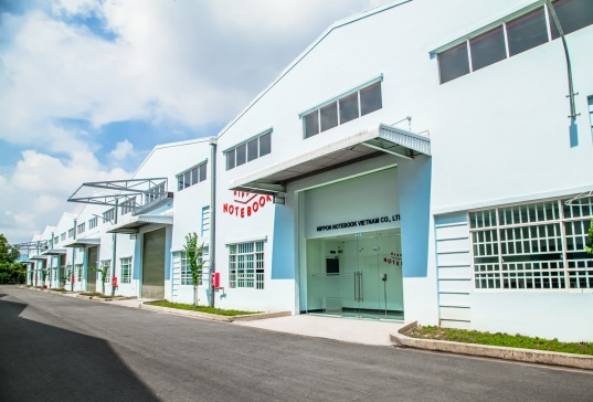 Nippon Notebook opens first stationery plant in Vietnam