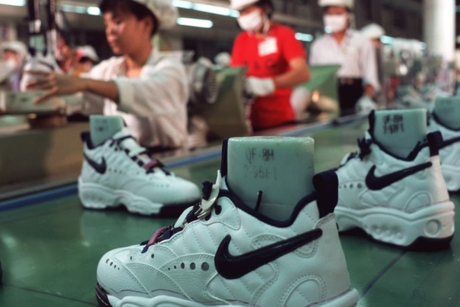 Nike could face shortage of
