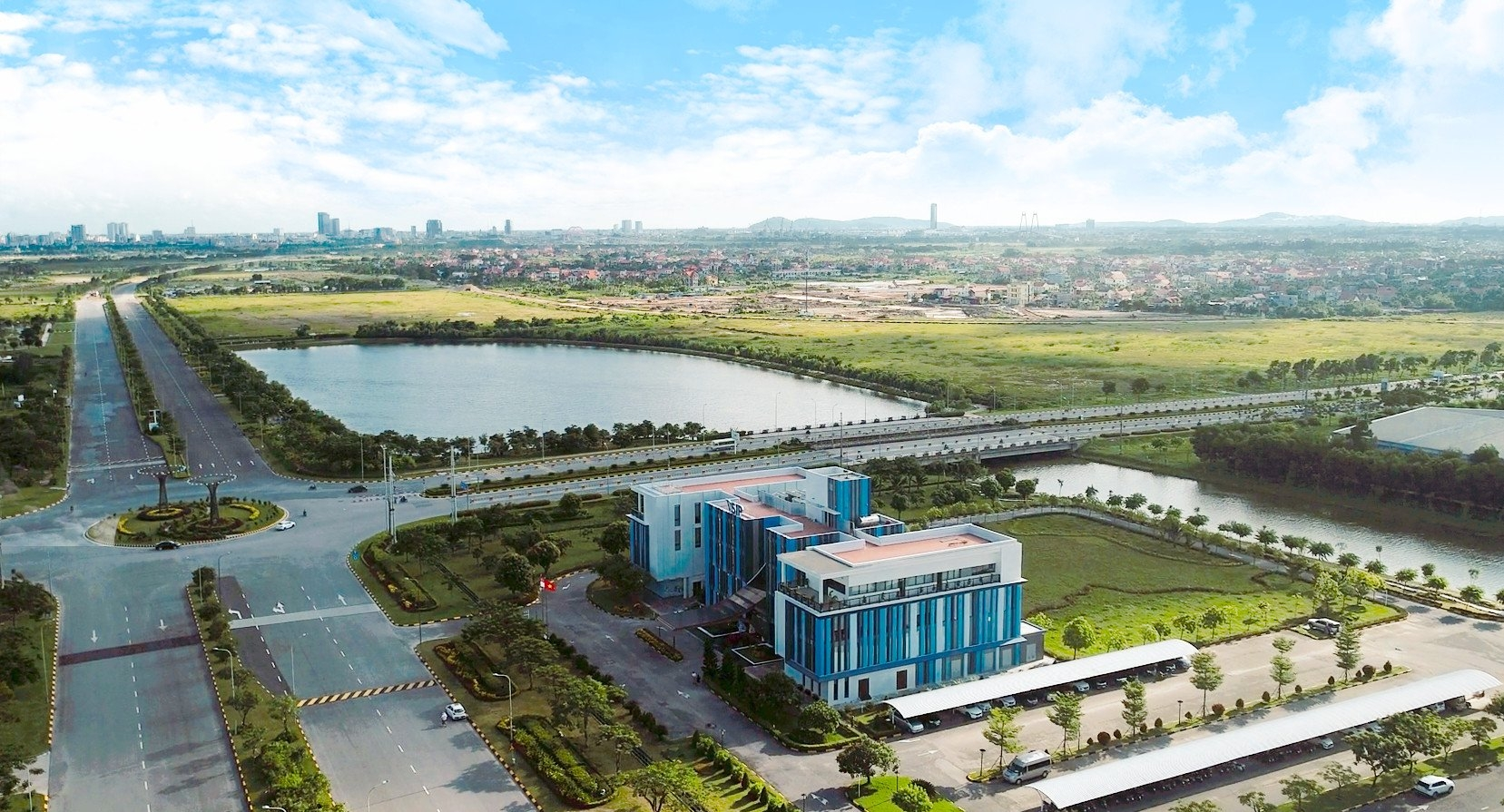 VSIP Haiphong – 10-year journey to affirm position in the port city of Haiphong