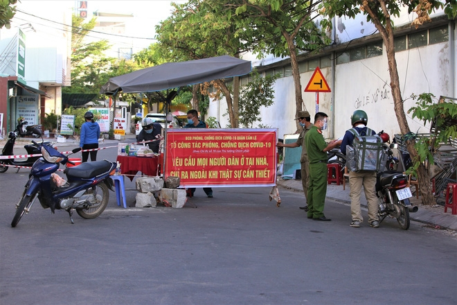 Danang imposes strong prevention measures from 12pm of July 22