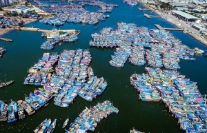 Danang closes largest fishing port of Central Vietnam
