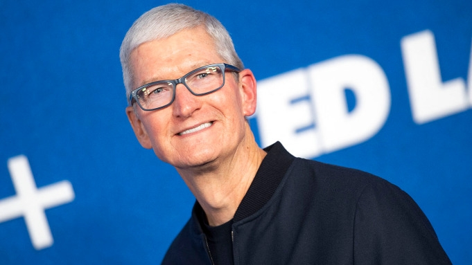 Apple CEO Tim Cook: emerging markets including Vietnam posted double digit growth