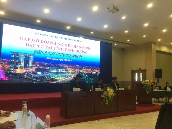 south korean companies pour 32 billion into binh duong