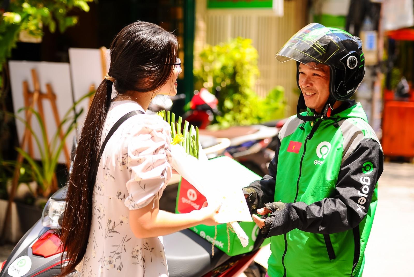 Gojek launches app and brand in Vietnam