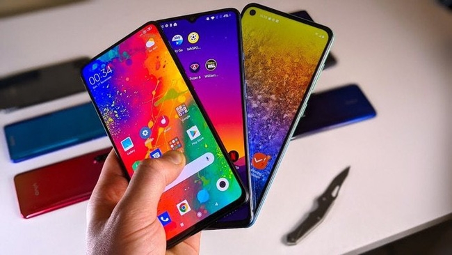 Chinese smartphone brands accounts half of Vietnam market in Q2/2021