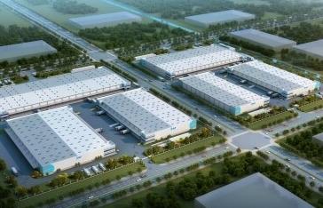 SLP breaks ground on inaugural 89,000sq.m logistics development in Vietnam