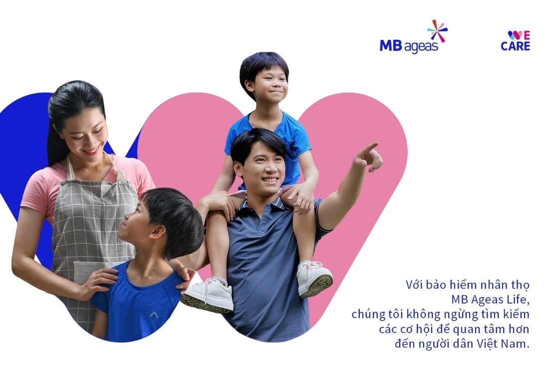 MB Ageas Life launches We Care campaign with the message Care Everyday