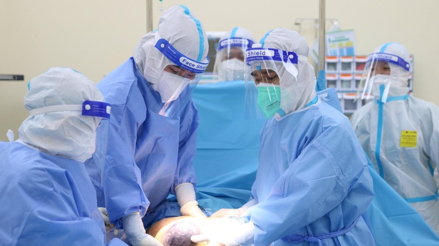 Promising developments at Hoan My Thu Duc COVID-19 Hospital