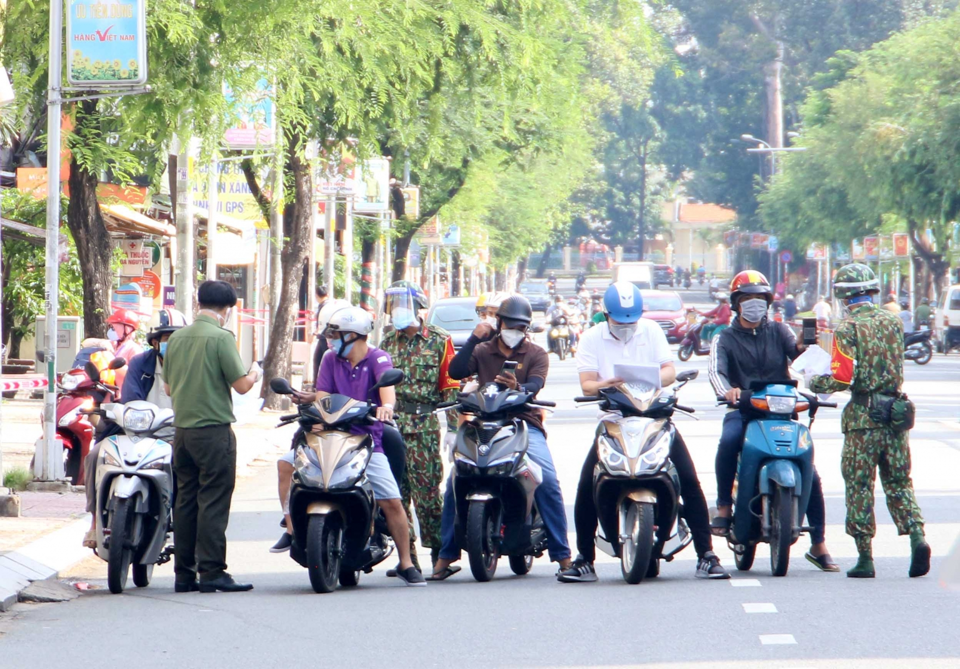 Ho Chi Minh City supporting people in declaring movement