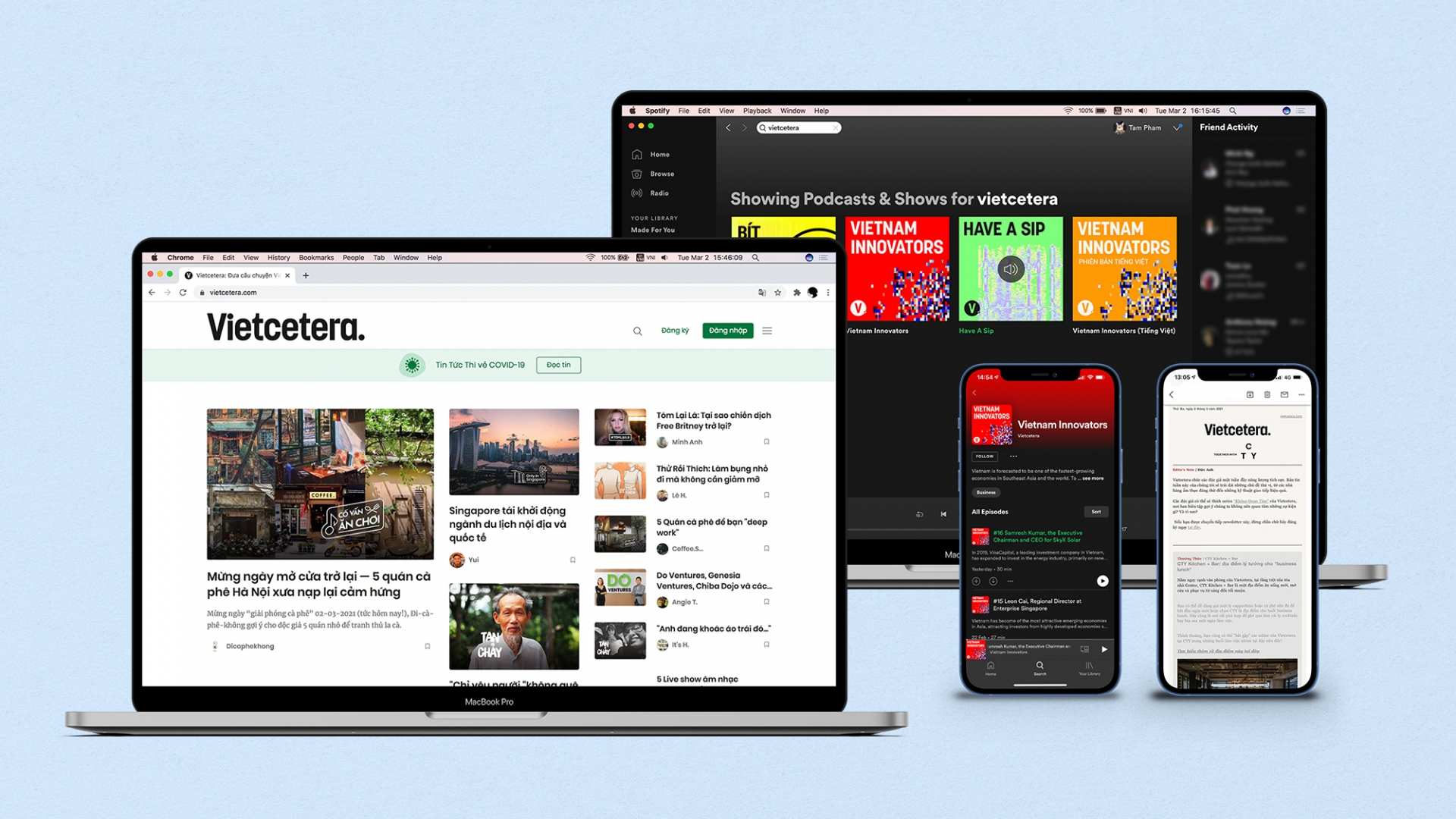 North Base Media leads Vietcetera's $2.7 million pre-series A round